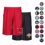 NBA TEAM LOGO TIP-OFF SHORTS  - <span> $14.99 Shipped</span>