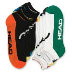 10-Pack HEAD Moisture Athletic Socks - <span> $10.99 Shipped </span>