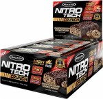 NITRO-TECH Crunch Bar - <span> $19.99 </span> w/Coupon