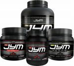 30% OFF JYM System Stacks - <span>+ Free Shipping</span>w/ Bodybuilding Coupon