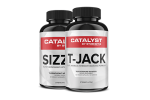 T-Jack Testosterone & Sizzle Fat Burner - <span> $12</span> w/Coupon