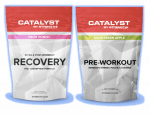 CATALYST - Pre Workout + Recovery Intra/Post - <span> $12.99</span> w/Coupon