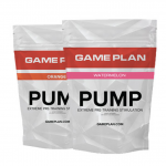 GAMEPLAN - 'PUMP'  Pre Workout  <span> Two for $10!</span>