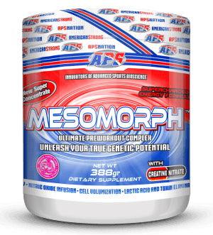 APS Mesomorph (new formula)- <Span>$29.99EA Shipped</span>