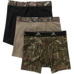 3/pk Mossy Oak Printed Boxer Briefs- <span> $12.99</span>