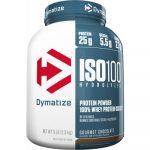 3LB Dymatize ISO-100 Protein - <span> $34.99</span> w/ Coupon