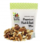 <span>Healthy Snacking </span>- 8oz  Organic Nut & Seed Mix - <span> $2ea! </span>