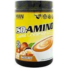ISO AMINO - Coffee Creamer BCAA