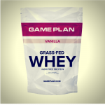 GAMEPLAN - 4LB Isolate First - Grass Fed Whey -  <span> $17.99 </span> (or 2LB for $9.99!)