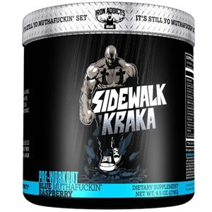 Iron Addicts - Sidewalk Kraka
