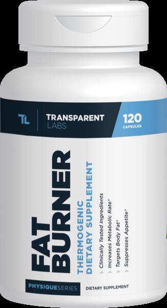 Transparent Labs Fat Burner Image