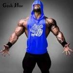 G.S  Bodybuilding Stringer Hoodie - <span> $13.99 Shipped</span>