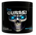 'The Curse' Pre Workout -  <span> $19.70 + Free Shipping </span>