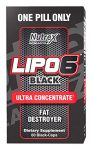 Lipo-6 Black - <span> $21.5 Shipped </span> w/Coupon