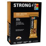12/pk STRONG & KIND Protein Bars - <span> $10 </span>