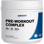 Nutricost Pre-Workout Complex - <span> $19.99 Shipped </span>