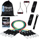 5pc Resistance Band Set  -  <span> $20.99 + Free Shipping</span>