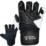 Steel Sweat Weightlifting Gloves - <span> $16.47 Shipped</span>