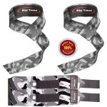 Wrist Wraps + Lifting Straps Bundle - <span> $13.99  Shipped </span>