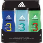 adidas 3 in 1 Body Shower Gel Gift Set, 3 pc - <span>$7.5</span>