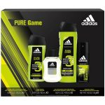 adidas Pure Game 4-Piece Bath Gift Set - <span>$7.5!</span>