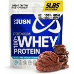 5LB USN 100% Premium Whey - <span> $26.97</span>