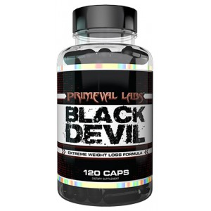 Primeval Labs Black Devil - Fat Burner Review