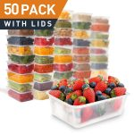 50 Food Containers  -  <span> $23.99 + Free Shipping</span>