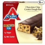 25 Atkins Meal Bars - <span> $31.83 Shipped</span> W/Coupon