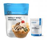 11LB Whey Protein - <span>$49.99</span> w/ Coupon