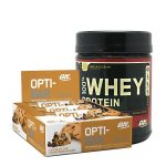 ON Opti-Bar + Gold Standard Whey  <Span> $23.99 </span>