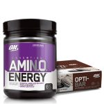 Free Opti-Bar (12pk) with Amino Energy (65s) - <span> $37.99! </span> 24 Hours Only