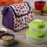 Morgan Kids' Insulated Lunch Bag - <span> $7</span> w/ Fit & Fresh Coupon