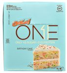 12/pk OhYeah! ONE Protein Bar - <span> $19.99</span> - w/Vitacost Coupon