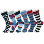 6/pk Alpine Swiss Cotton Socks - <span> $9.98 Shipped </span>