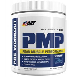 GAT – PMP Stim-Free