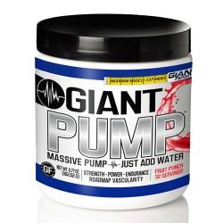Giant Sports - Giant Pump Stim-Free Pre-Workout