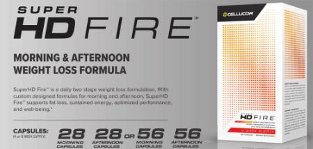Cellucor Super HD Fire - Fat Burner Review