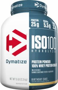 Dymatize : ISO-100