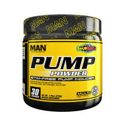 MAN Sports – Pump Powder