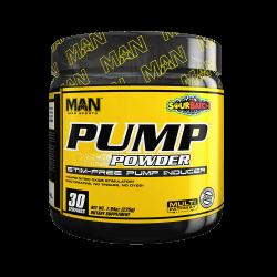 MAN Sports – Pump Powder