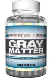 Primeval Labs: Gray Matter