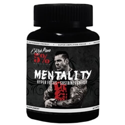 Rich Piana 5% Nutrition: Mentality