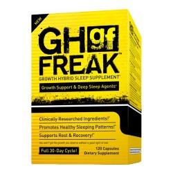 PHARMAFREAK: GH Freak
