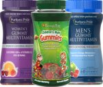 3/pk Family Multivitamin Gummy Kit - <span> $9.99 </span>