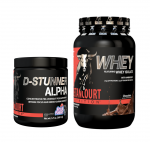 D-Stunner Alpha + 2LB Whey -  <span> $28.79</span> w/Coupon
