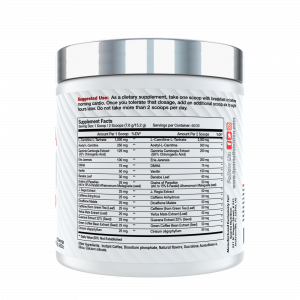 Sparta Nutrition Hydra Shred Review - Product Label