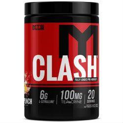 MTS Nutrition: Clash