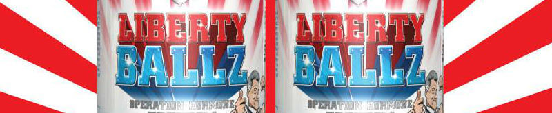 Murica Labs Liberty Ballz Review