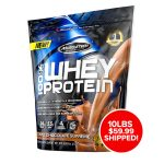 10LB MuscleTech 100% Whey - <span> $59.99 Shipped</span>